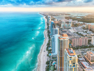 Aerial Photography in Miami, Florida