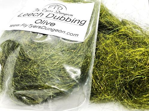 Leech Dubbing - Olive