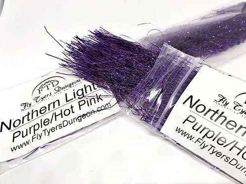 Northern Lights - Purple/Hot Pink
