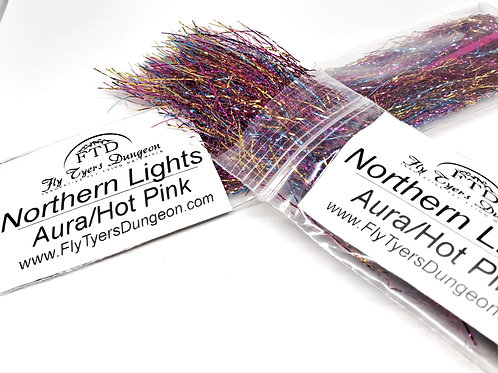 Northern Lights - Aura/Hot Pink