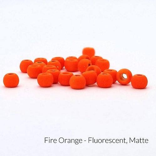 Fire Orange - Flourescent, Matte