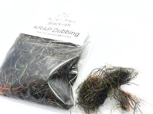 FTD KRAP Dubbing - Black-ish