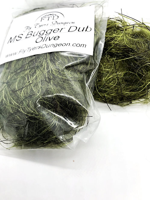 MS Bugger Dub - Olive