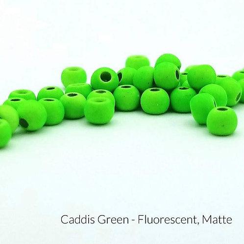 Caddis Green - Flourescent, Matte