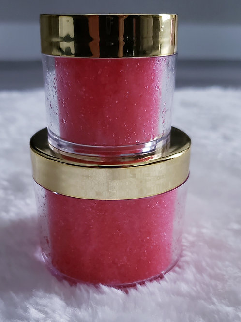 Pink Robynn Lip Scrub