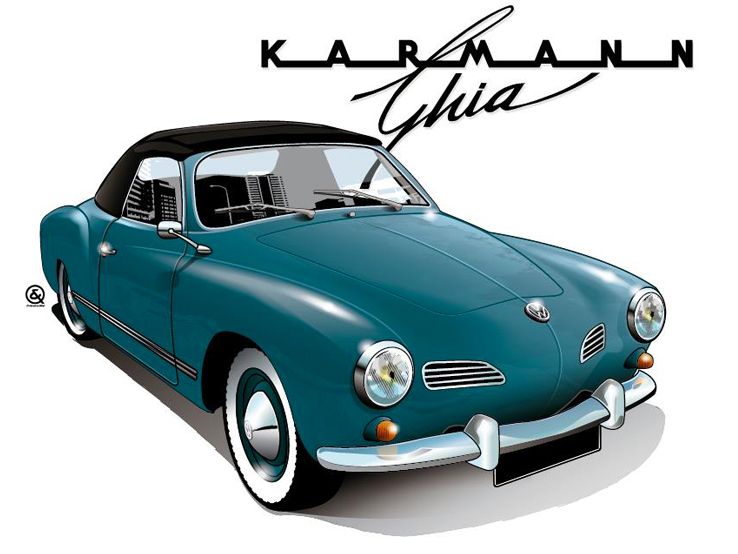 Karmann Ghia Cabriolet
