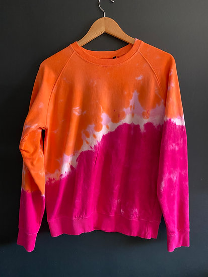 Pink and Orange - Sample