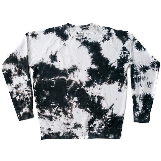 Kids Black and White Sweater