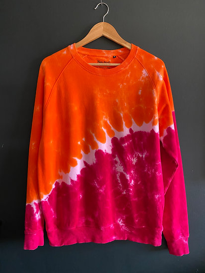 Red and Orange - Sample