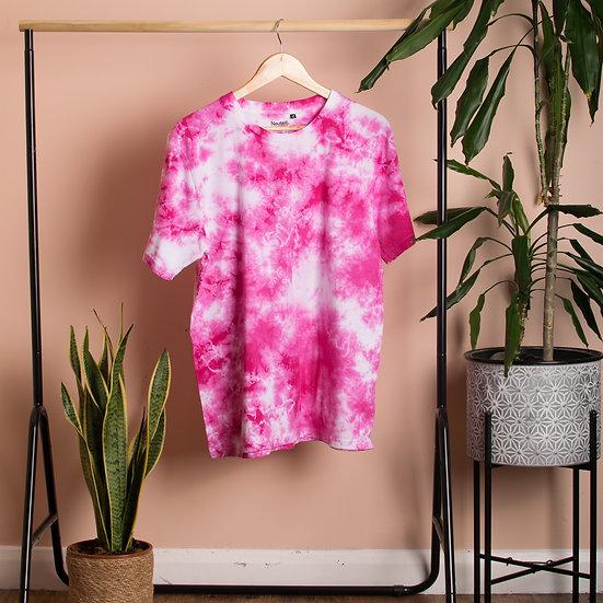 Pink Tie Dye T-Shirt 1542