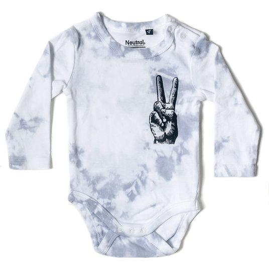 Cloud 'Peace' Babygrow