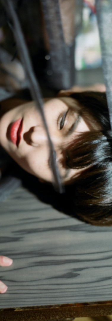 Performer- Maria Abe Naoyuki Sakai    Music Ryuichi Ono  Videograph & Fashion design Yuri Sato (Sewing & Assist by Yasuyuki Miyazaki)