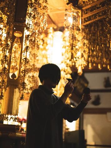 A Prayer Jukan Tateisi+Ippei Yonezawa+Maria Abe  @Takashi Kanai