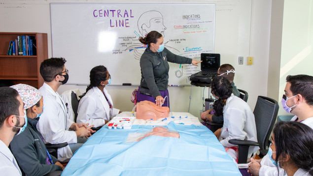 Surgery Residents Class