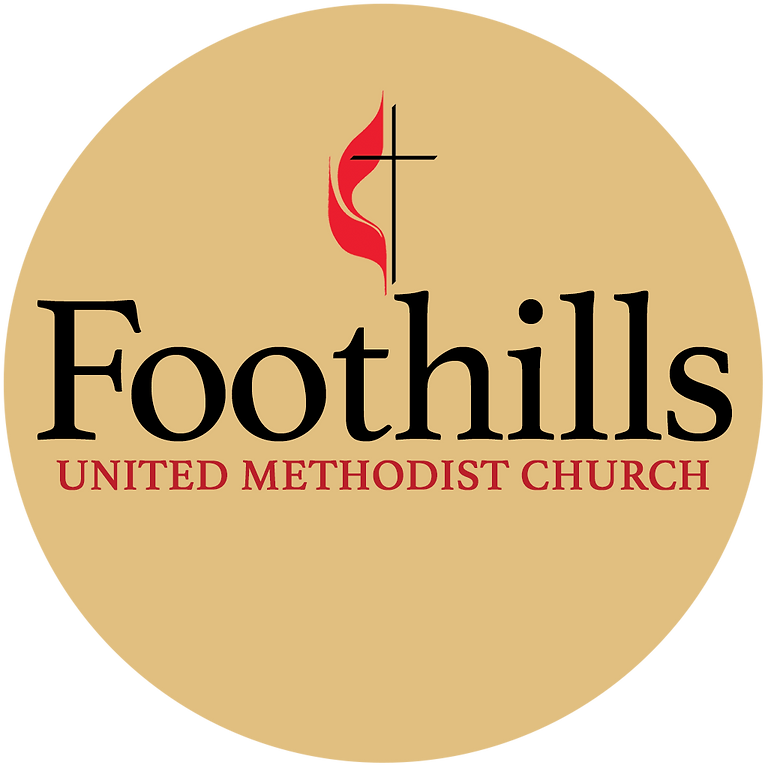 Foothills United Methodist Church Candlelight Service