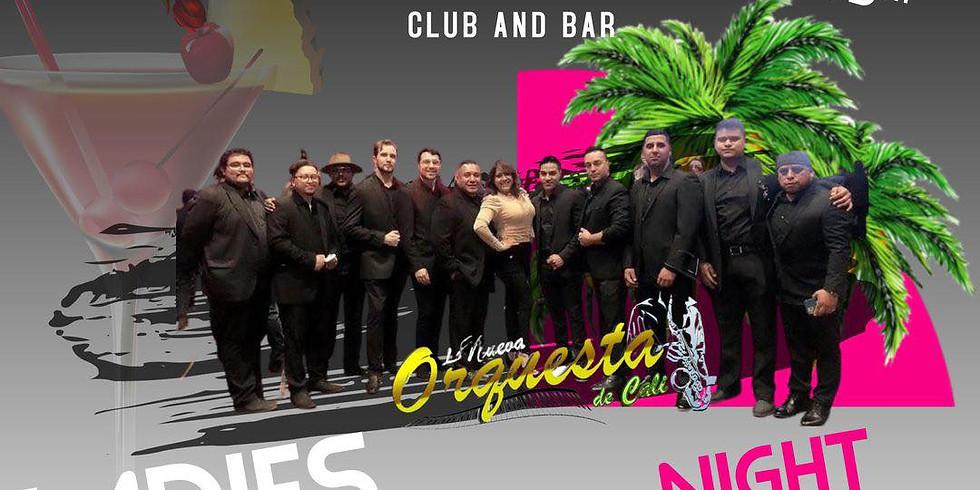 La Nueva Orcuestra de Cali @ BIS Club Perris