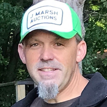 Jason Marsh, Auctioneer