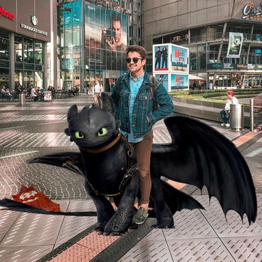 DRAGON 3 - Universal Studios