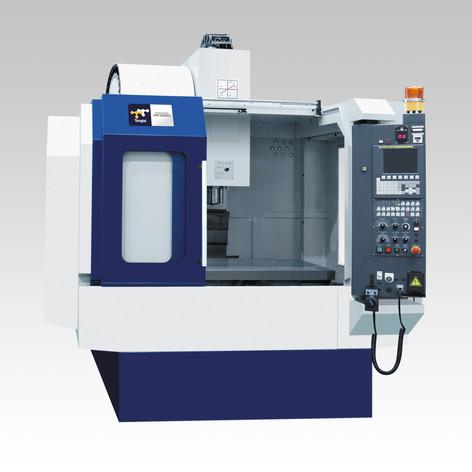Topper Tongtai TMV 1050AII Vertical CNC machining center