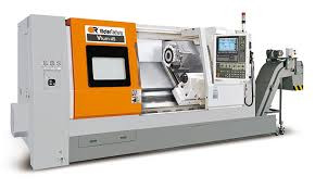 CNC VictorTaichung - Model Vturn 45/125 Horizontal Turning Lathes