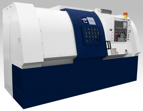 Topper Tongtai T130 Horizontal CNC Lathe