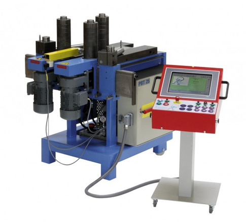 PBT 25 rolling and folding machine