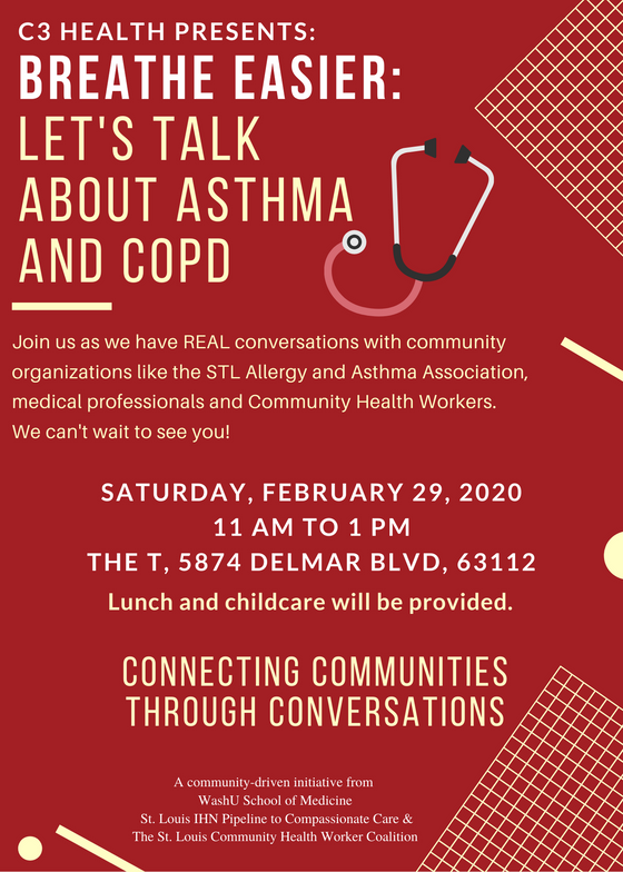 Let's Talk About Asthma and COPD