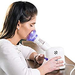 Personal Steam Inhaler Vaporizer