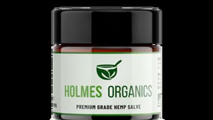 Holmes Organic THC-FREE CBD product
