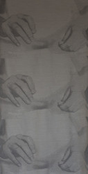 Folds, Jacquard Weaving 005