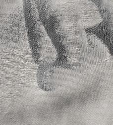 Folds, Jacquard Weaving Detail 004