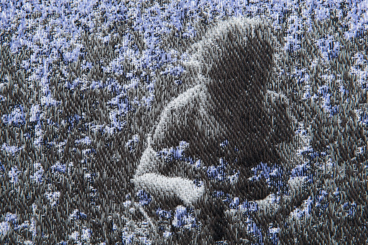 In the Breeze of the Bluebell Wood Detail 001