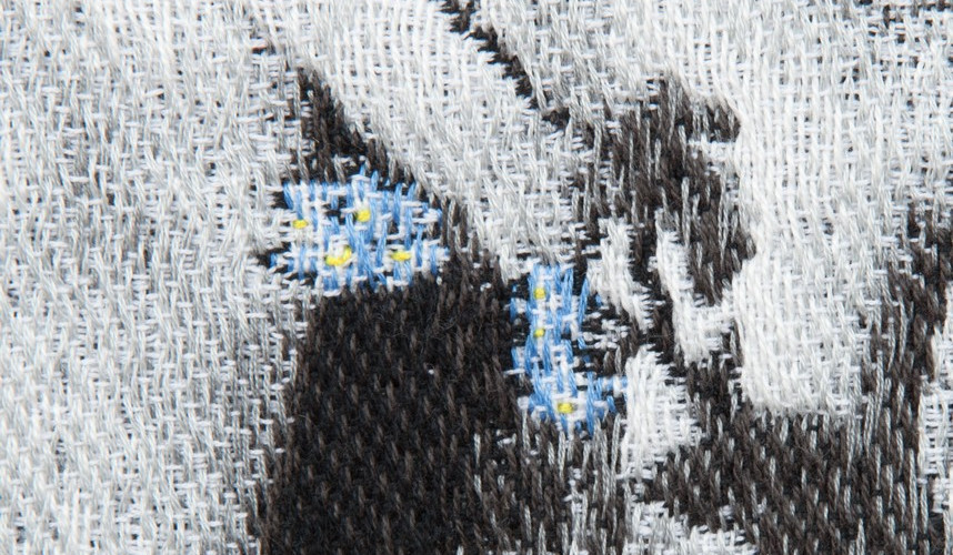 Forget Me Not Detail 001