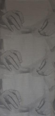 Folds, Jacquard Weaving 001