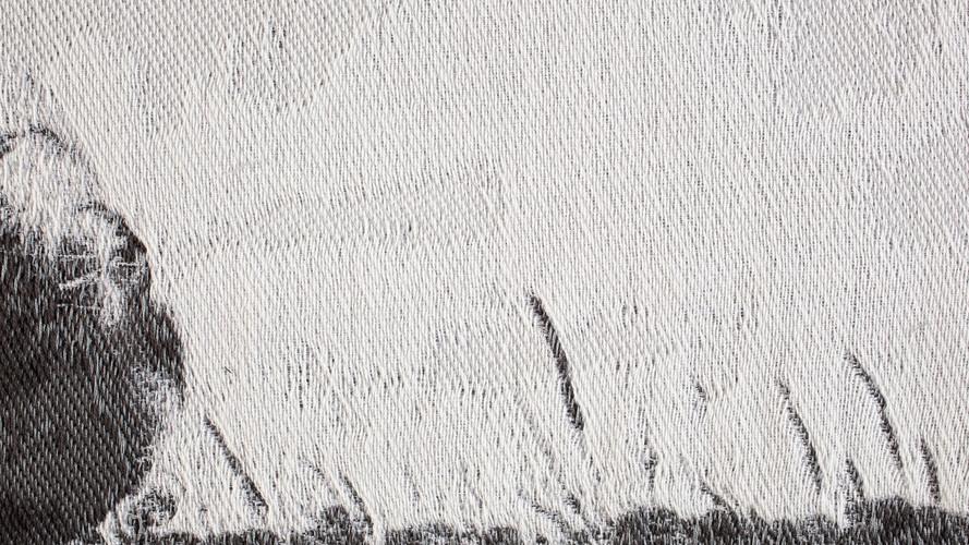 Sky Walking Through Clouds of Sorrow Detail 003