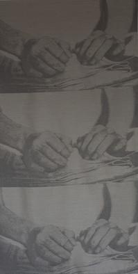 Folds, Jacquard Weaving 003