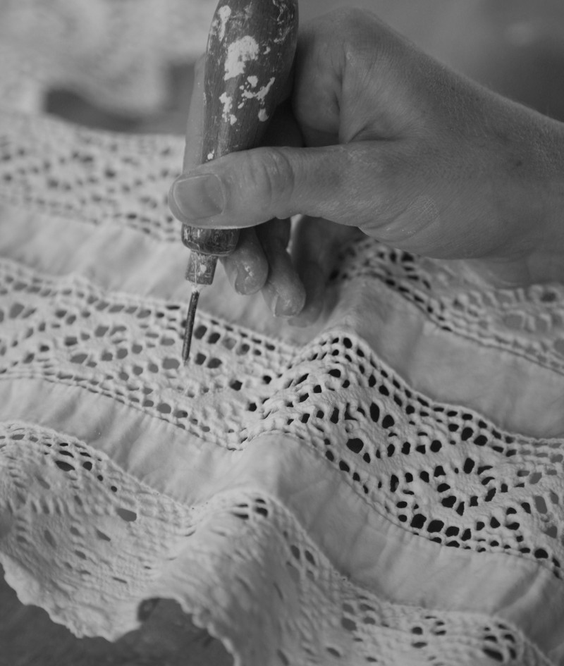 Ceramic, Folds Installation