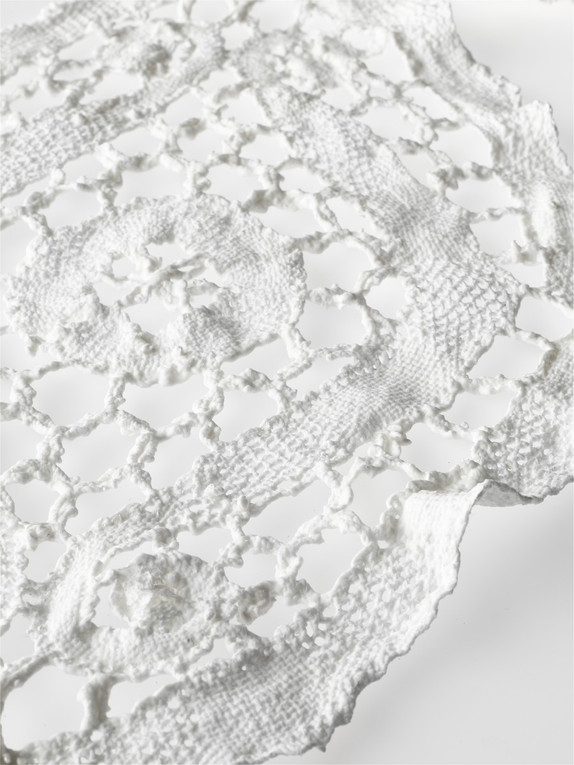 Folds, Ceramic Detail 001