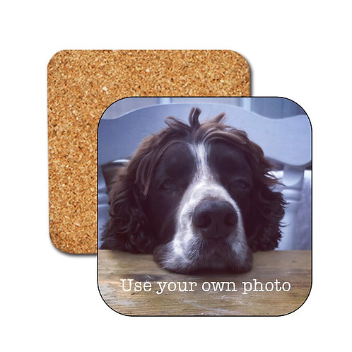 Use you Own Photo or drawing Coasters