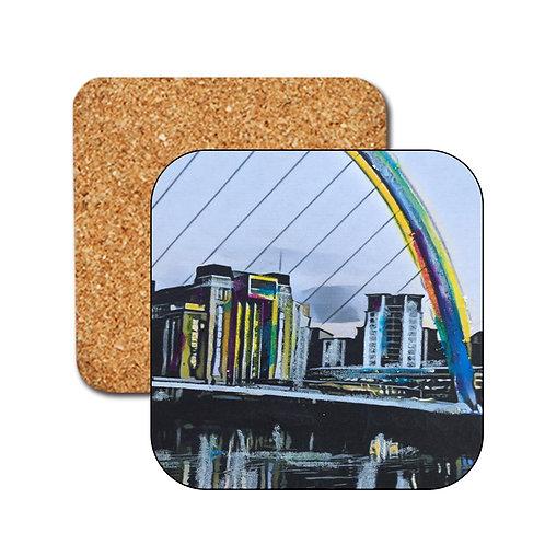 Baltic & Millennium Bridge Newcastle Gateshead Coasters
