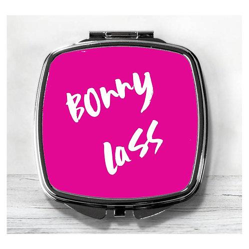 Bonny Lass Compact Mirror.