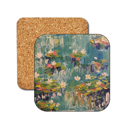Monet style Coasters