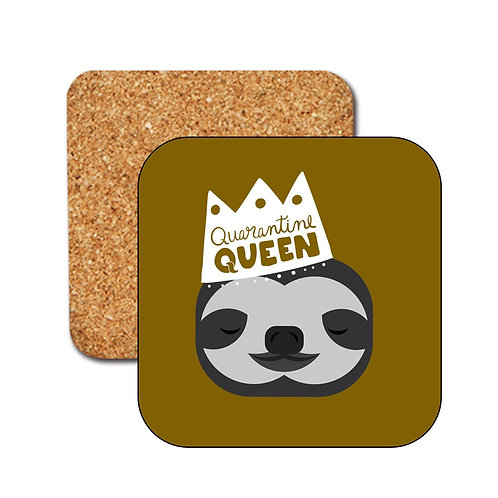 Quarantine Queen Coasters