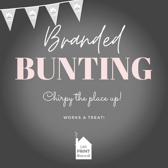 Branded Bunting