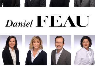 Fiers d'accompagner DANIEL FEAU, le spécialiste de l'immobilier de luxe.
