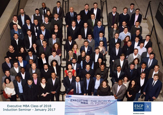 IMAGE & LEADERSHIP - An Executive Portrait for the Executive MBA candidates @ESCP EUROPE