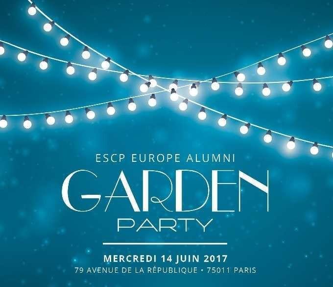 ESCP Europe Alumni Garden Party