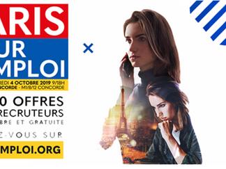 Executive Studio, Partenaire de NQT au Salon Paris Pour l'Emploi 2019