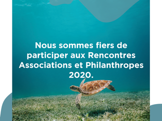 Fiers d'être membres de 1% for the Planet !
