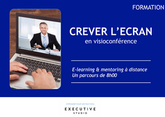 💡 [EXECUTIVE TIPS] - CREVER L'ECRAN EN VISIO  👊